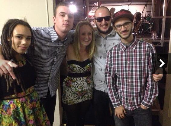 WAY OUT MUSIC MEETS... THE SKINTS!
