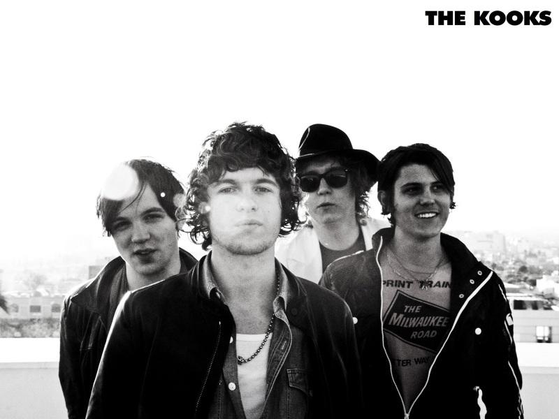 The Kooks to play Free Show Tonight!