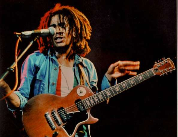 Bob Marley's Anniversary - 11 May 1981