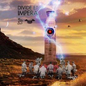 ALBUM REVIEW:  CRETIN 77/DESTRUCTORS - DIVIDE ET IMPERA