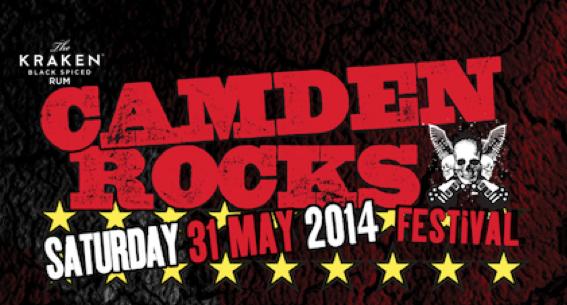 Camden Rocks Festival Reviews